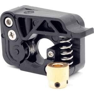 MK8 Extruder Upgrade für Makerbot, CTC und Flashforge rechte Seite 1.75mm ABS DIY detail