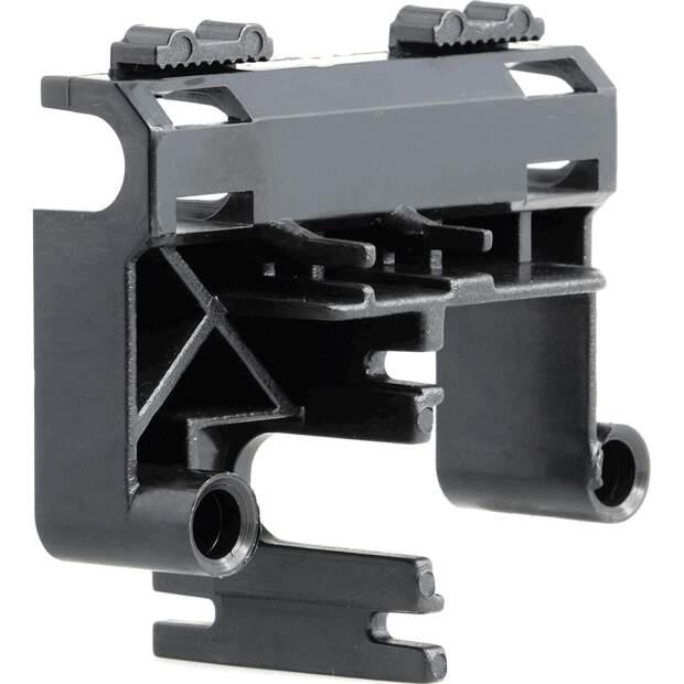 Schlitten Y rechts für CTC Flashforge Makerbot Bibo Dremel aus Kunststoff vorne