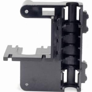 Schlitten Y rechts für CTC Flashforge Makerbot Bibo Dremel aus Kunststoff seite