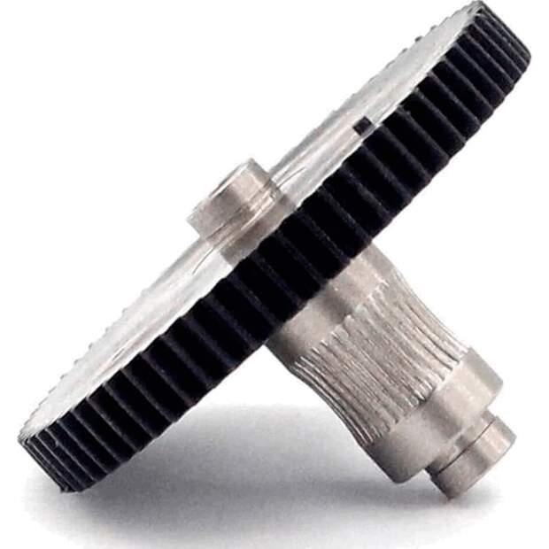 DaTitan Extruder Zahnrad Titan 66T extruder gear vorne