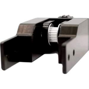 CR-10 Y Idler Riemenspanner einstellbar aluminium gegen layer shifting schwarz detail