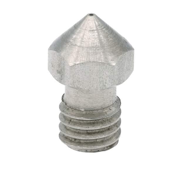 Düse aus Stahl in 0.4mm für 3.00mm Filament  für Ultimaker 2+ Olsson - Made in Germany vorne