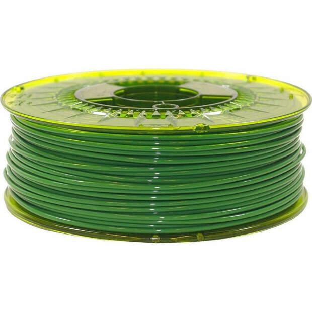 Adwire Premium PLA Filament - 1kg - 2.85mm - Bio - Dollar Grün für Ultimaker vorne